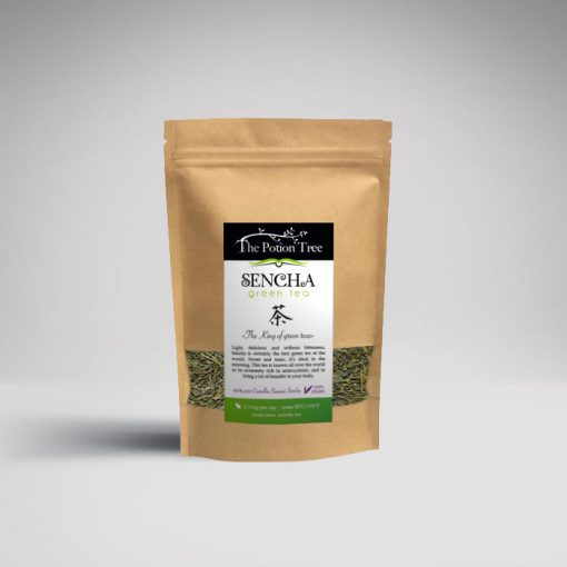 sencha green tea nz potion tree