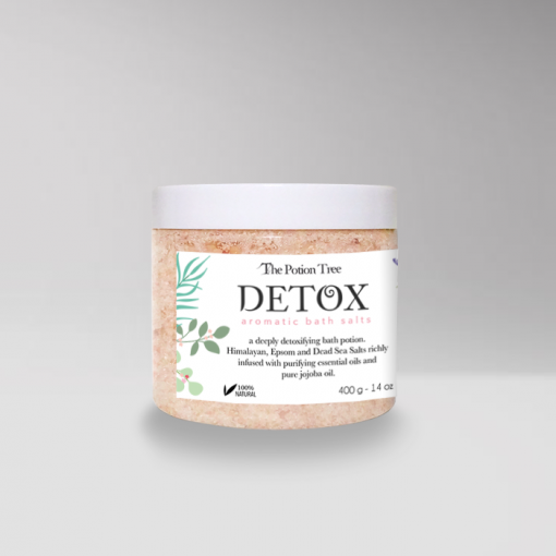 DETOX Aromatic Bath salts
