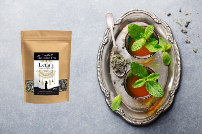 arabic mint green tea moroccan tea leila nz
