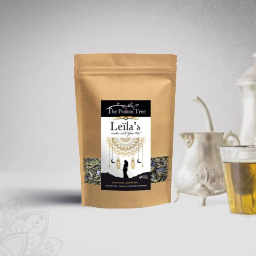 Leïla's arabic mint tea 100% organic