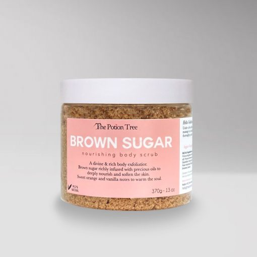 Brown Sugar Nourishing Body Scrub