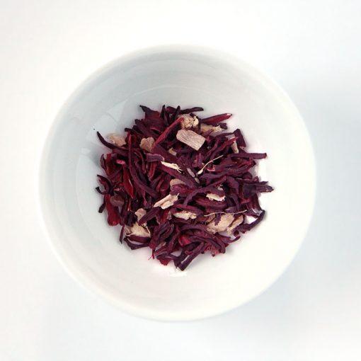 Youth : super antoxidant hibiscus tea