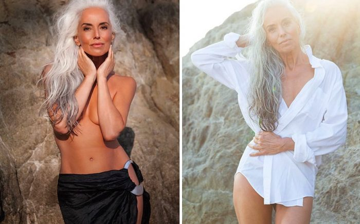 yasmina rossi senior model secret beauty how