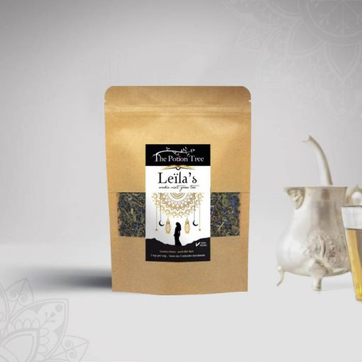 mint tea arabic arab arabian green tea peppermint leila organic nz