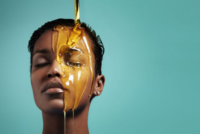 honey benefits skin wounds scar antiseptic the potion tree