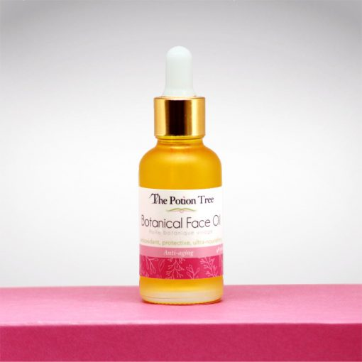 Botanical Face Oil – Anti Ageing