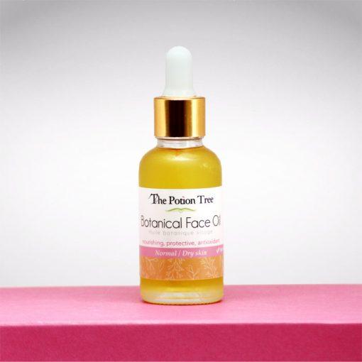 Botanical Face Oil – Normal / Dry skin