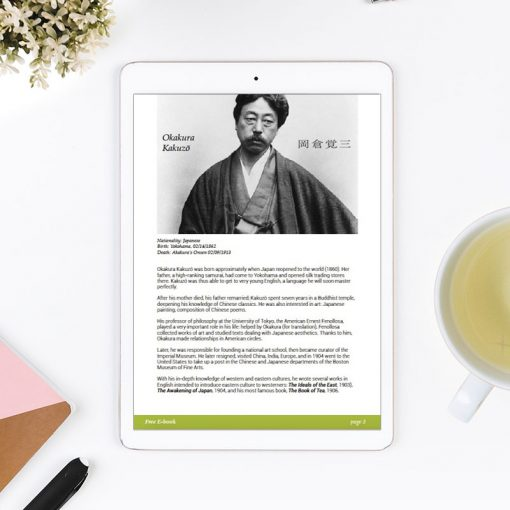 "Free E-book : ""The Book of Tea"" by Okarura Kakuzō"