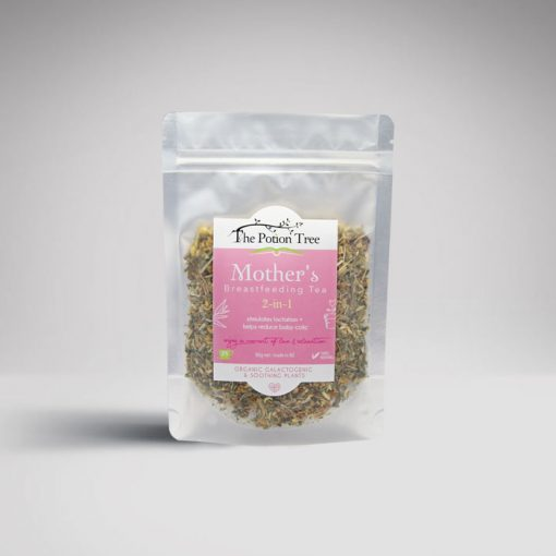 Mother's Breastfeeding Tea 2-in-1